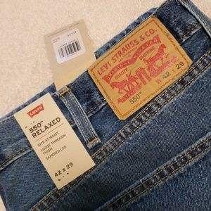 Levi's 550 Relaxed, NWT